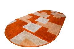 色的地毯 免版税库存照片