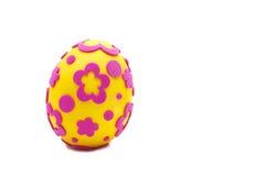 色的复活节彩蛋 免版税库存图片