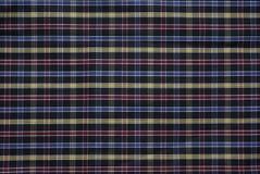 色的多纺织品 图库摄影