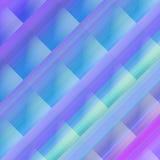 色的抽象寒冷 免版税库存图片
