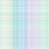色的方格花布柔和的淡色彩模式 库存图片