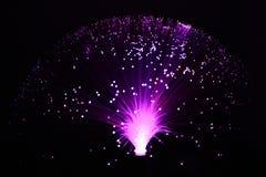色的星淡紫色抽象背景墙纸徒升颜色,编辫子 免版税库存图片