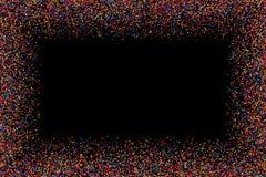 色的框架 免版税图库摄影