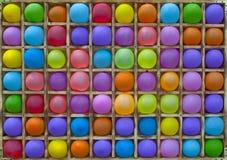 色的球 图库摄影