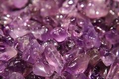 紫色的背景 免版税库存图片