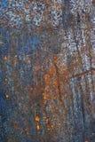 色的脏的墙壁-您的设计的巨大纹理运作 免版税库存图片