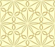 色的装饰品无缝二 向量例证