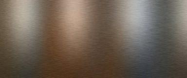 色的金属纹理背景 免版税库存图片