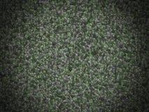 背景小插图绿色A石墙 向量例证