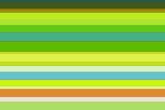 绿色磷光性线,抽象背景 免版税库存照片