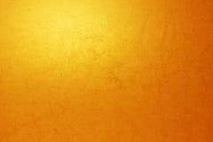 黄色纸和ligth 库存图片