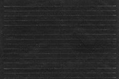 黑色纸纹理 免版税库存图片