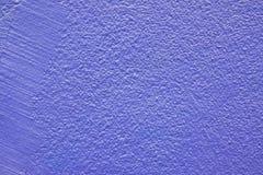 紫色纹理油漆墙壁 库存照片