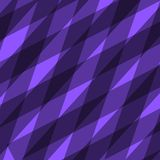 紫色线样式 图库摄影