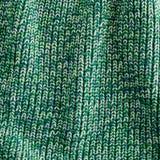 绿色羊毛 库存图片