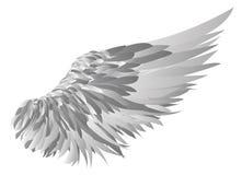 黑色翼 也corel凹道例证向量 双翼飞机 皇族释放例证