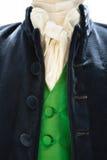 绿色背心 免版税图库摄影