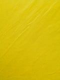 黄色背景布料树荫的细节  图库摄影