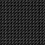 黑色背景 无缝的瓦片纹理 库存图片