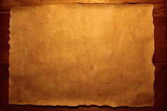 黄色背景 免版税库存照片