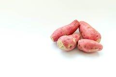 紫色色的白薯 图库摄影