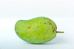 绿色芒果 库存照片