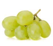 绿色葡萄束 图库摄影