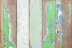 绿色葡萄酒木纹理背景 库存图片
