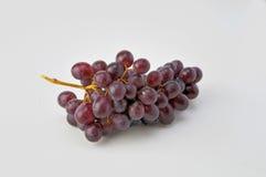 紫色葡萄 免版税库存图片