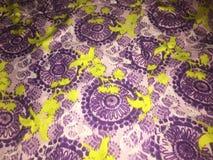 紫色藤 库存图片