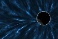 黑色行星 图库摄影