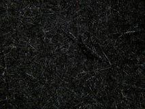 黑色起动的毛毡材料纹理感觉起动 免版税库存图片