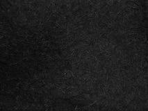 黑色起动的毛毡材料纹理感觉起动 图库摄影