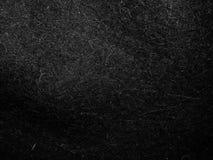 黑色起动的毛毡材料纹理感觉起动 免版税库存照片