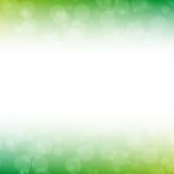 绿色迷离摘要背景 库存照片