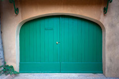 绿色门户 图库摄影