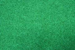 绿色闪烁泡沫板料纹理 库存图片