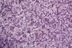 紫色颜色被抓的金属盘区 库存照片