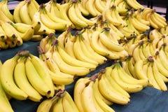 黄色香蕉 图库摄影