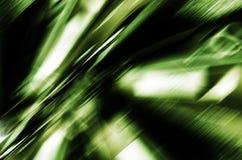 绿色高技术抽象背景 免版税库存图片