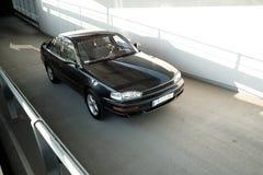 绿色1994年丰田凯美瑞 免版税库存图片