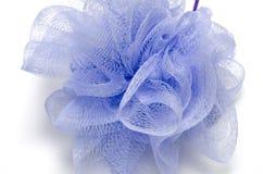 紫色浴吹 库存照片