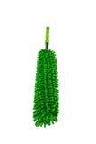 绿色织品喷粉器 库存图片