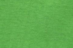 绿色织品背景纹理螺纹 库存图片