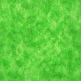 绿色水彩无缝的样式 免版税库存照片