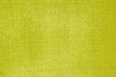 黄色阴影网纹理 免版税库存照片