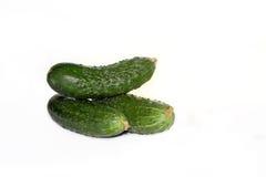 绿色黄瓜2 库存图片