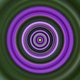 绿色紫色 免版税库存照片