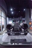 绿色1931年Bugatti类型50 S 库存图片