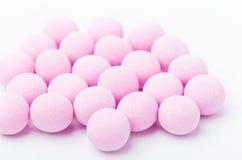 紫色bubblegum 免版税库存图片